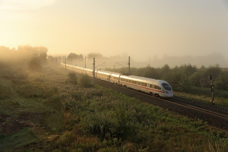 Internationale treintickets boeken