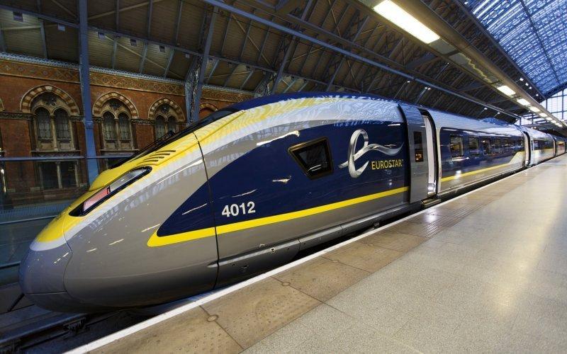 Trein Londen - Internationale treintickets