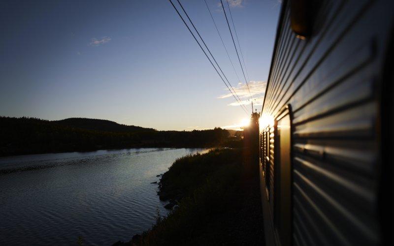 Trein Stockholm - Internationale treintickets